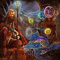 steve roberts wizard art wall art